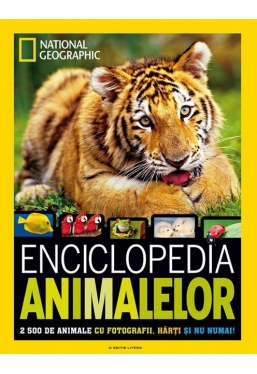 National Geographic. Enciclopedia animalelor 2500 de animale