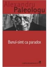 Bunul-simt ca paradox