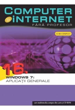 Computer si internet v.16 +CD Aplicatii generale