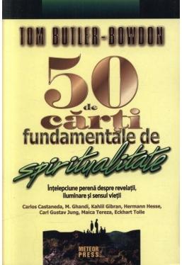 50 de carti fundamentale spirituale