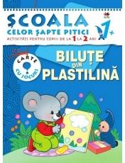 SCSP Bilute din plastilina 1-2 ani 1+