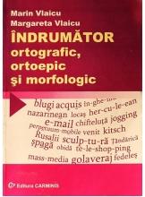 Indrumator ortografic ortoepic si morfologic