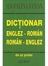 Dictionar englez-roman, roman-englez. Editia 2014
