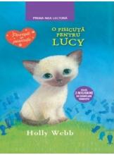 Prima mea lectura O pisicuta pentru Lucy