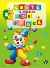 Carte pentru joc si joaca vol.2 Clasa I