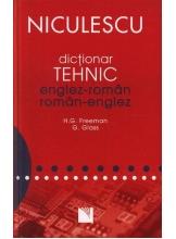Dictionar tehnic englez-roman,roman-englez
