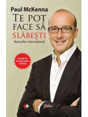 Te pot face sa slabesti Paul McKenna +CD