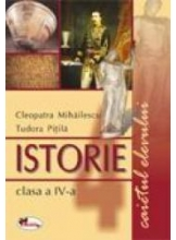 Istorie Caietul elevului clasa a IV-a