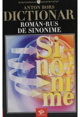 Dictionar roman - rus de sinonime