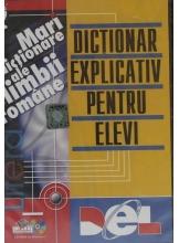 CD Dictionar Explicativ pentru elevi DEL