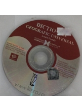 CD Dictionar geografic universal
