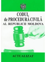Codul de procedura civila al Republicii Moldova
