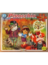 Puzzle Pinocchio 30 piese