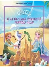Regatul de gheata. O zi de vara perfecta pentru Olaf. Carte gigant