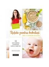 RETETE PENTRU BEBELUSI. ABC-ul diversificarii alimentare. Christine Zalejski