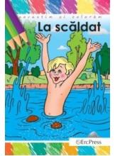 La scaldat (carte de colorat A4)
