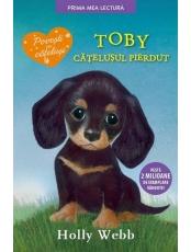 Prima mea lectura. Toby, catelusul pierdut. Holly Webb