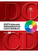 Dictionar universal geografic fara CD