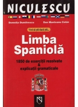 Limba spaniola 1850 de exercitii rezolvate