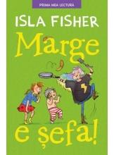 Prima mea lectura. Marge e sefa. Isla Fisher