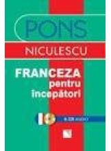 Franceza pentru incepatori +CD audio