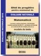 Ghid de pregatire pentru examenul de evaluare nationala — Matematica 2010