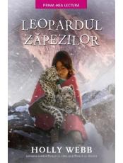 Prima mea lectura. Leopardul zapezilor. Holly Webb