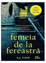 Buzz Books FEMEIA DE LA FEREASTRA