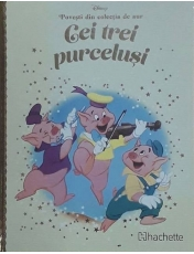 Disney Gold. 14 Cei trei purcelusi