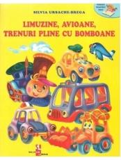 Limuzine, avioane, trenul pline cu bomboane