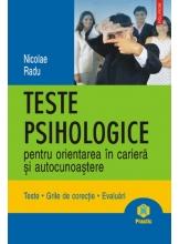 Teste psihologice pentru orientarea in cariera si autocunoastere