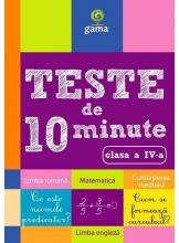 Teste de 10 minute clasa a IV a