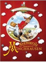 AVENTURILE BARONULUI MUNCHHAUSEN. reeditare