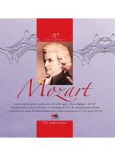 Mari compozitori-10 Mozart +CD