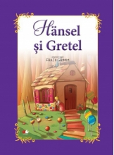 Carte gigant. Hansel si Gretel