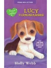 Prima mea lectura. LUCY, O CATELUSA PLAPANDA. reeditare