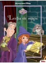 Carte gigant. Sofia Intai. Lectia de magie.