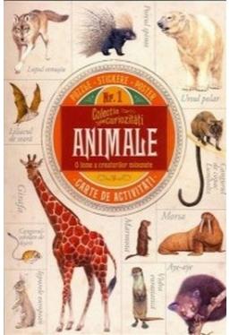 Animale Carte de activitati