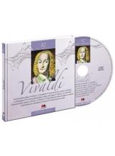 Mari compozitori-12 Vivaldi +CD