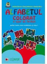 Alfabetul Colorat e usor de invatat 5-7 Ani