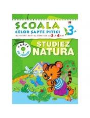 SCSP Studiez natura 3-4 ani 3+