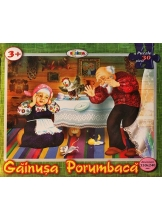 Puzzle Gainusa Porumbaca 30 piese