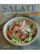 Salate. O reteta pentru fiecare zi din an (octombrie, noiembrie, decembrie)