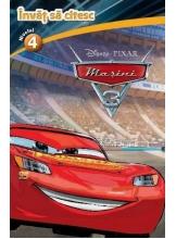 Disney Invat sa citesc. Masini 3 (nivelul 4)
