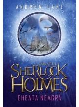 Tanarul Sherlock Holmes. Gheata neagra (vol. 3)