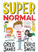SUPERNORMAL. Greg James