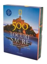 500 de locuri sacre (4 carti)