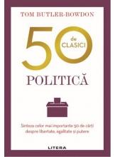 50 DE CLASICI. POLITICA.