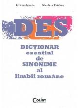DES. Dictionar esential de sinonime al limbii romane