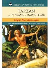 Biblioteca pentru toti copiii. Tarzan din neamul maimutelor.